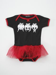 GOOD GIRL TUTU DRESS ONESIE | Rock Rebel Shirts, Handbags, Jewelry
