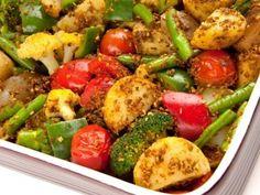 Balti vegetables