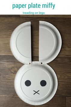 Paper plate Miffy cr