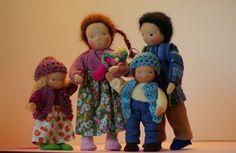 Puppenhausfamilie auf Wunsch