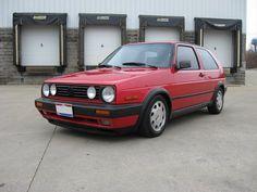 1991 VW GTI