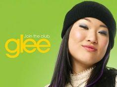 #Glee - #TinaCohenChang