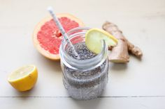 We previously talked all about the top 5 foods to help improve your digestion, one of them being chai seeds- my favorite! Today I'm going to share a simple recipe that you can make ahead of time, on the go, and even serve to your kids for a boost in healthy fats, protein, and fiber. Not to menti