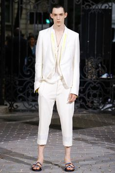 ハイダー アッカーマン──2017春夏パリ・メンズコレクション|メンズコレクション(ファッションショー)|GQ JAPAN