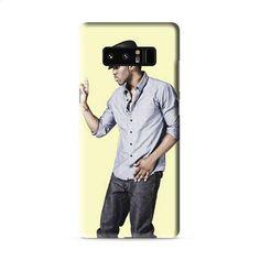 Jason Derulo with hat Samsung Galaxy Note 5 3D Case Caseperson