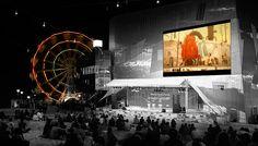 Urban Screens Light Art, Screens, Urban, Lighting, Concert, Outdoor, Canvases, Outdoors, Lights
