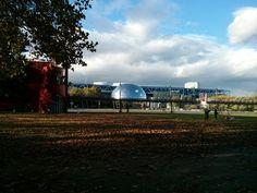 La Géode - Parc de la Villette - Octobre 2013