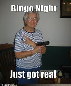 get em granny