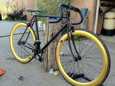Restore and Transform an Old Bike into a Sleek Fixie