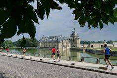Chateau de Chantilly Triathlon