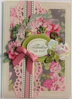 anna griffin all about love card kit - Google Search