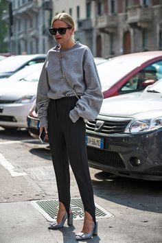 3 Fresh Ways To Wear Leggings Right Now #fashionblog #style #fashion
