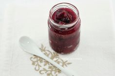 Marmellata di fichi e uva