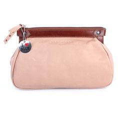 STRENESSE BLUE Tasche: Clutch Leather Beige — Fashionette.de  STRENESSE BLUE bag: Clutch Leather Beige — Fashionette.de