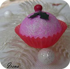 #cupcakes #christmasdecoration #pink2