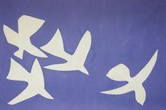 Les Oiseaux - Oil Painting by Henri Matisse
