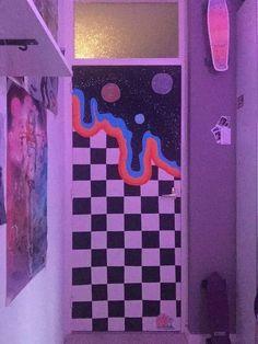trippy skull painting VSCO room ideas trippy skull painting # ideas # skull # trippy ideas on canvas trippy Cute Canvas Paintings, Small Canvas Art, Mini Canvas Art, Diy Canvas, Painting Canvas, Hippie Painting, Trippy Painting, Skull Painting, Hippie Drawing