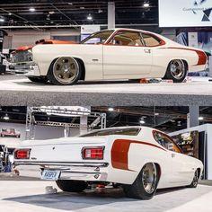 "lowfastfamous: ""Hot Wheels - Sweet 1974 Duster via looking good at , so sick! Pontiac Firebird, Pontiac Gto, Chevrolet Camaro, Dodge Muscle Cars, Plymouth Duster, Mustang Cars, Drag Cars, American Muscle Cars, Dusters"