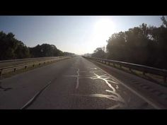 GoPro HERO4 Black 4K 30FPS.  GoPro attacked by fog while driving attached to GoPro Suction Mount.