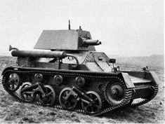 British Tanks of the Inter-war Decades - 1929-1931 - Vickers Light Tank Mk II