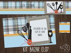 kit Elo7 Cozinha (BAZAR)
