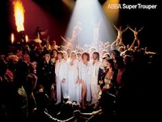 ABBA - Super Trouper - a critical appreciation seminar | Stuart Wood Music ABBA