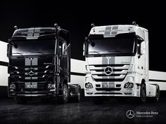 Actros Euro trucking I would like to see Euro rigs in North America. http://www.oneautomarket.com/