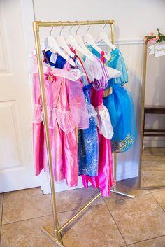 Princess Dressing Area Little Girls Room Details