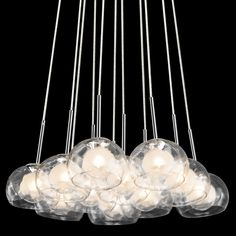 Niu™ – Model 83074 11-Light Mini Pendant Cluster