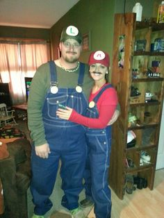Great Couples costume