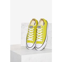 the latest 79b76 88a52 Converse Chuck Taylor All Star Classic Sneaker (55) ❤ liked on Polyvore  featuring shoes