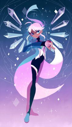 Mystic by ir-dr Cute Art Styles, Cartoon Art Styles, Kawaii Drawings, Cute Drawings, Dibujos Cute, Kawaii Art, Character Design Inspiration, Pretty Art, Anime Chibi