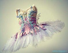 Dreamy tutu.. From the Finnish National Ballet's production of Sleeping Beauty. Design: Erika Turunen. Photo (c) J. Aurava