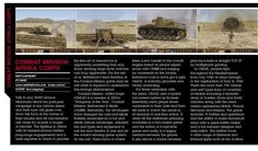 GAME REVIEW: Combat Mission: Afrika Corps, by Battlefront for PC and Mac. Reviewed by Sapper Gameboy - 3/5. From CONTACT issue 1, March 2004