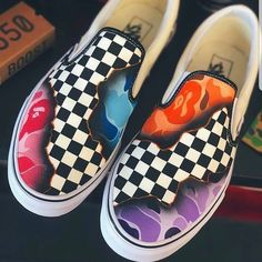 Sneakers – High Fashion For Men Custom Vans Shoes, Custom Painted Shoes, Vans Shoes Fashion, Tenis Vans, Kicks Shoes, Aesthetic Shoes, Cute Sneakers, Hype Shoes, Fresh Shoes