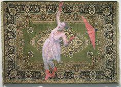 Textile wonders by Silja Puranen.