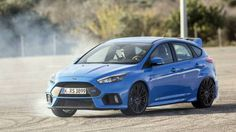 Buy a Focus RS, go to driving school free to get the most out of it