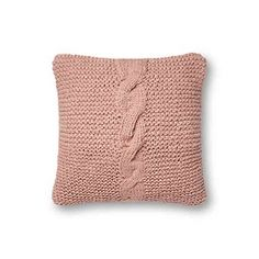 An artful finishing touch for your global chic home, the Adeline Throw Pillow from Magnolia Home by Joanna Gaines features a garter stitch weave of cotton blend yarns with a cable design. Toss it on your bed or sofa for instant chic. Colorful Bedding, Colorful Curtains, Blue Furniture, Colorful Furniture, Mint Green Decor, Diy Kitchen Flooring, Best Neutral Paint Colors, Magnolia Joanna Gaines, Neutral Pillows