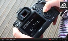 Canon 60D: tips for using your EOS camera | Canon D-SLR Skills, Photography Tutorials | PhotoPlus
