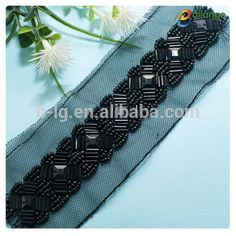 Source Hot selling bead trimming bead embroidery patterns sew on crystal beads wedding dress on m.alibaba.com