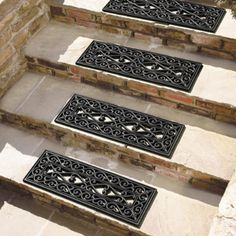 how to make concrete steps not slippery