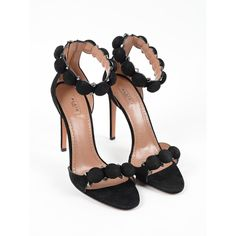 Alaia Shoes (12 535 ZAR) ❤ liked on Polyvore featuring shoes, alaïa and alaia shoes