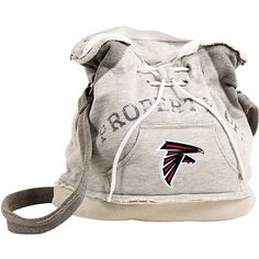 Littlearth Atlanta Falcons Hoodie Duffel Bag - NFLShop.com Philadelphia  Phillies a654933b5cdcc