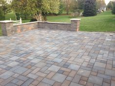 Pin By Robin On Patio Ideas Patio Paver Patterns Patio