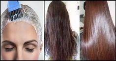 Esta incrível mistura vai devolver vida ao seu cabelo, mesmo que ele seja tingido!   Cura pela Natureza