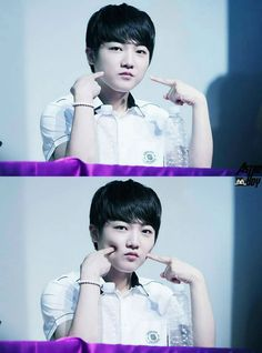 Yano ♥ | Topp Dogg~~~~Be not fooled. He is wicked. And shameless. And cute, but still wicked and shameless.