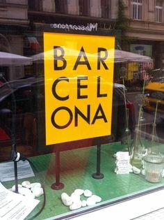 Das Barcelona ist eine Bar in der Leipziger Gottschedstrasse.