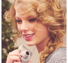 My life won't be complete until I get to meet Taylor and thank her for all she's done.