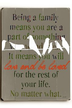 Love And Be Loved Wood Wall Plaque by ArteHouse on @HauteLook