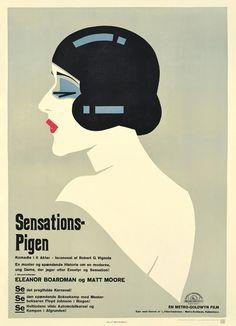 Sven Brasch, Sensationspigen, 1926
